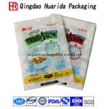 Bolso de empaquetado del acondicionamiento de los alimentos de bocado del bolso de la impresión de encargo