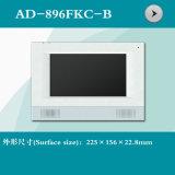 Раковина телефона двери ABS видео- (AD-896FKC-B)