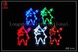 훈장 펀던트 LED 끈 빛 (LS-GJ-006)
