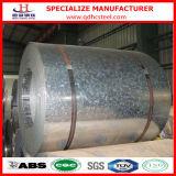 Hdgi ASTM 653 a galvanisé la bobine en acier enduite par zinc