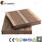 무료 샘플 합성 목제 Decking 내화성이 있는 옥외 본래 목제 색깔 목제 플라스틱 합성 Decking