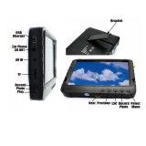 """Het geen Blauw Scherm 1.2GHz 5 """" MiniLCD Monitor met de Dekking van de Zon"""