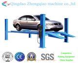 Подъем стоянкы автомобилей автомобиля 4 столбов гидровлический для домашней пользы
