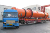 1.5*15mの安定した働きパフォーマンスの1t/Hドラム回転乾燥器