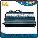 Precio de fábrica para el inversor modificado máximo de la onda de seno 4000W con el cargador