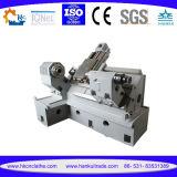 Metal da precisão de Ck40L que faz à máquina o torno horizontal do CNC