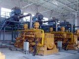 Gaz naturel du groupe électrogène de coût bas (10kw à 5MW)