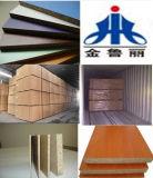 Cartone per scatole di legno solido del pannello truciolare per il portello