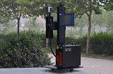 20W 50W Ipg Faser-Laser-Markierung für Rohr, Plastic/PVC/HDP/PE Nichtmetall