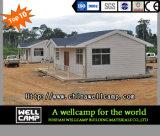 Haltbare und niedrige Kosten-vorfabriziertes Landhaus für Familien-Haus