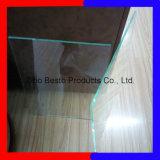 Vidro Tempered de painel solar/coletores transparentes (uso da potência solar) 1634*985mm