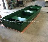 Barca di fiume di alluminio piana di Botoom