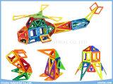 da sabedoria magnética do enigma dos brinquedos dos brinquedos dos blocos de apartamentos do mag 88PCS brinquedos educacionais para miúdos