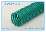PVC en plastique Vacuum Suction Hose de Reinforced dans Large Diameter