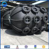 Pára-choque inflável de flutuação pneumático de Yokohama da borracha natural