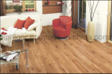 高品質の木製の穀物のビニールの板のフロアーリング