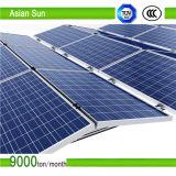 Eletricidade solar chinesa da montagem do telhado que gera o sistema para a HOME