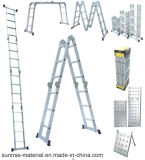 Perfil de alumínio para a escada do trabalho