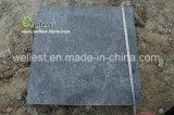 Mattonelle Sandblasted della pietra blu/mattonelle blu del calcare/lastricatori pietra blu/pietra blu Pavings
