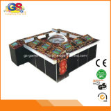 O casino de jogo batendo do divertimento de Ruiten modela máquinas eletrônicas da roleta