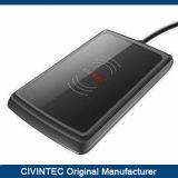 読み書きISO14443A/B、Mifare、Desfire EV1のUSB (CN6)とのMifareのプラスへのNFCの読取装置