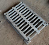 Les BS En124 Cast Iron Municipal Drainage et Sewerage Round Gratings