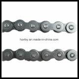 Rectas placas laterales de cadenas de motocicleta