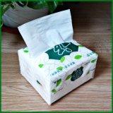 顧客のプラスチック包装の柔らかいパックの小型顔のチィッシュペーパー