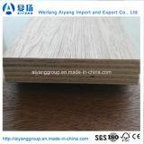 Madera contrachapada comercial de la base del álamo para el producto de los muebles de la alta calidad