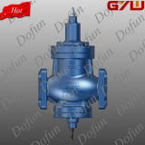 China Hvacr Inlet Pressure Regulator Use auf Ammonia/Freon System mit Flange