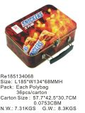 Metall Tin Box für Gift/Food/T-Shirt/Cookies/Chocolate/Candy/Biscuit
