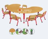 U-Shape Kids Party Tables 및 Chairs, Children Metal Table 및 Chairs