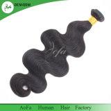 Fábrica confiable de la fuente del pelo Buena calidad 100% pelo humano