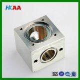 Distribuidor de alumínio de trituração do CNC, bloco de alumínio