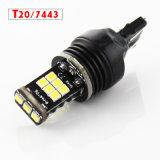 Indicatore luminoso automatico 15SMD 11W dell'indicatore luminoso 12V 3535 dell'automobile di CC LED
