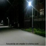 Luz de rua solar Integrated do produto 2016 novo para 60W