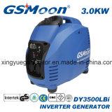 Стандартный генератор газолина инвертора 3.0kVA AC однофазный компактный супер молчком с Ce, GS, EPA, утверждением PSE