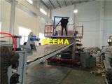 400kg/H Capacityの中国PVC Marble Board Machine