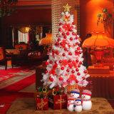 卸し売りクリスマスの装飾120cm /150cm/ 180 Cmの暗号化のVariouのアクセサリおよびLEDライトが付いている白い雪180cmのクリスマスツリー