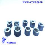 Capezzolo adatto idraulico adatto pneumatico adatto d'acciaio di Strainless