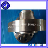 Tipi d'acciaio della flangia del collo 150# della saldatura della flangia dell'albero mozzo del serbatoio dell'acciaio da forgiare