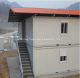 Labor Camp를 위한 라오스에 있는 튼튼한 Prefabricated Mobile House