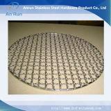 ステンレス鋼のバーベキューBBQのグリルのバーベキューの金網