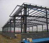 Structure métallique préfabriquée et atelier portique de bâti (KXD-SSW155)