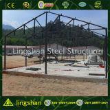Панельный дом стальной структуры низкой стоимости Qingdao