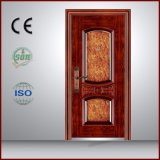 Yongkang Doors Factors Safety Steel Door for Venezuela Market