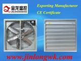 Las aves de corral contienen el extractor Louvered con el CE Certificationg