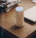 O bambu elegante e elegante do altofalante de Bluetooth fêz o altofalante de madeira