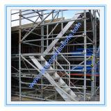 安全なセリウムは構築の足場を渡した