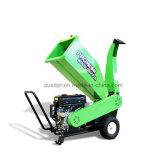 Forstwirtschaft-Gebrauch-niedriges Kraftstoffverbrauch-Benzin-hölzerne Chipper Maschine HP-15 kleines